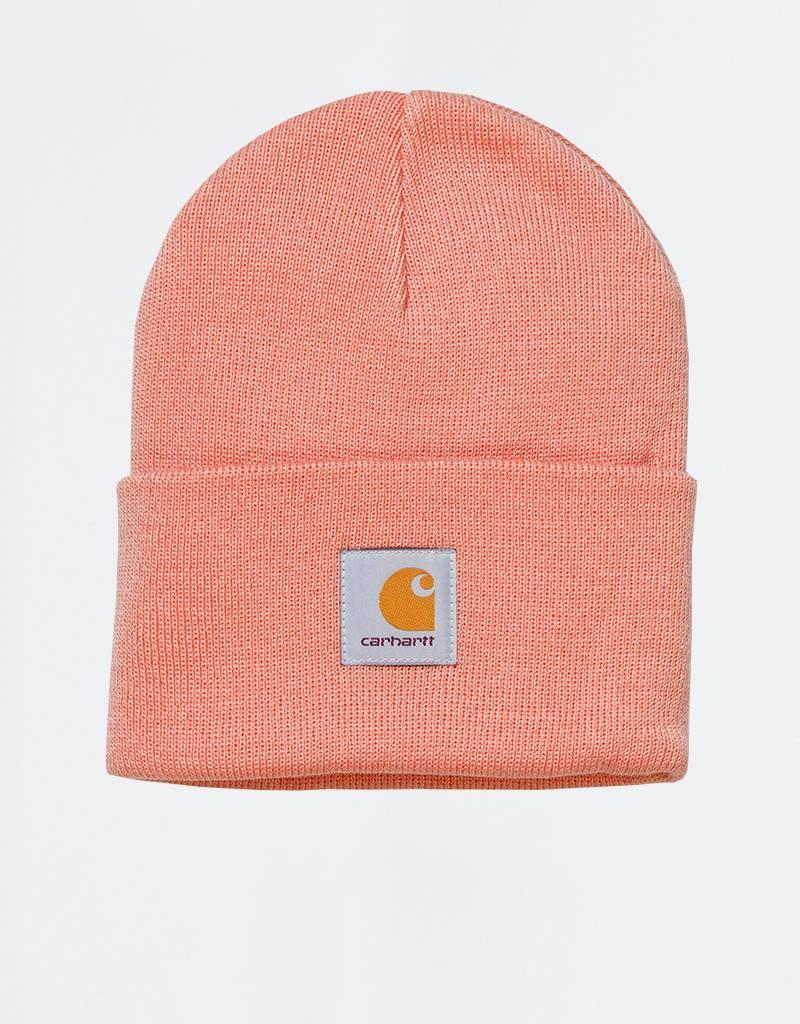 Carhartt Acrylic Watch hat Peach