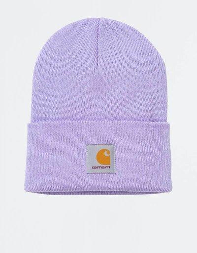 Carhartt Acrylic Watch hat soft lavender