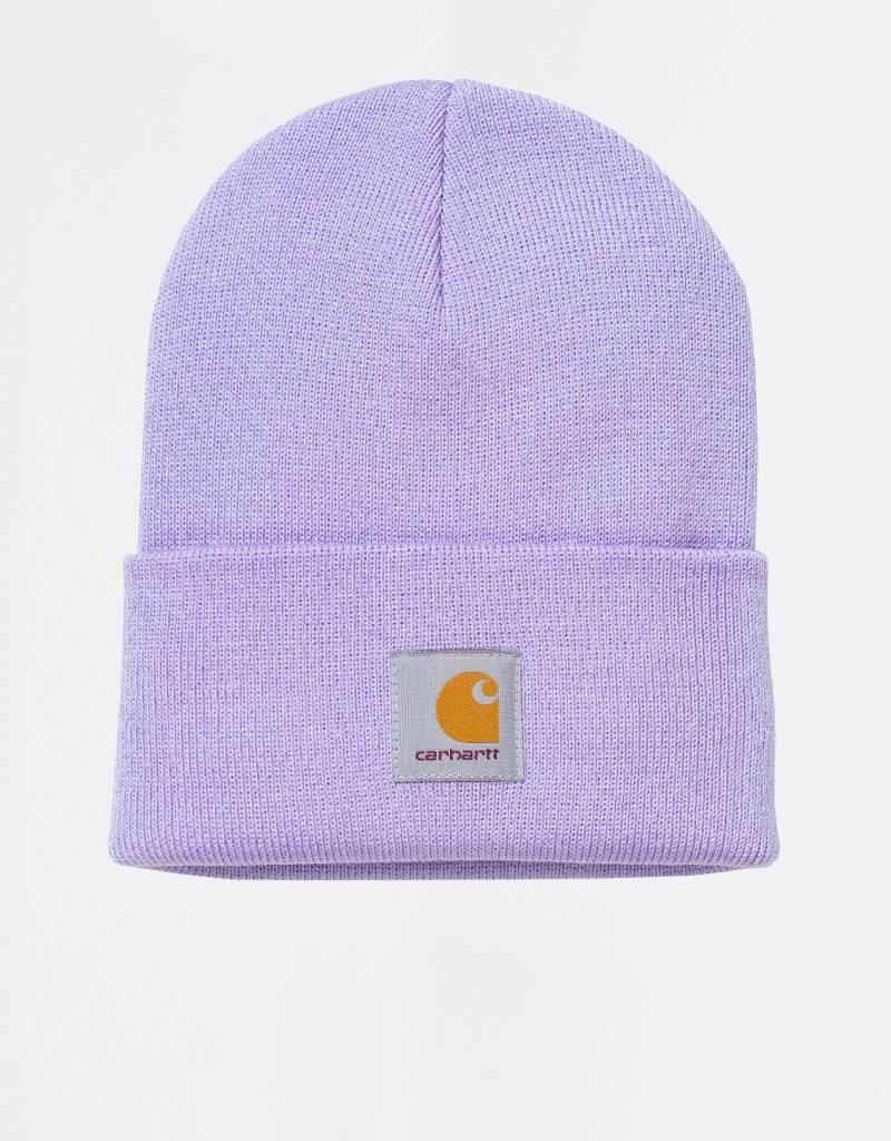 e895fb5daba Carhartt Acrylic Watch hat soft lavender - Lockwood Skateshop