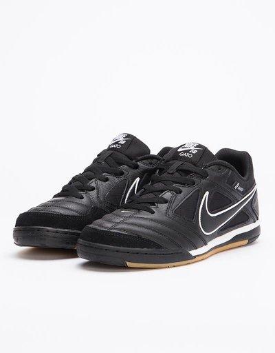 13fbf4316a57 Nike SB Gato Black Black-White-Gum Light Brown