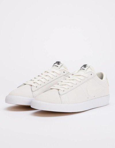 Nike SB Zoom Blazer Low Gt Summit white/summit white-obsidian