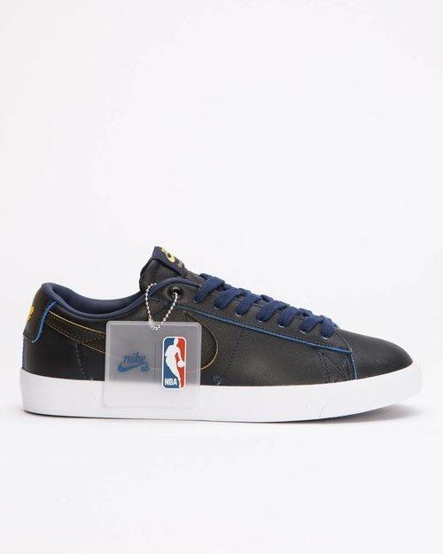 Nike SB Nike SB Zoom Blazer Low GT NBA Black/Black-Amarillo-Coast