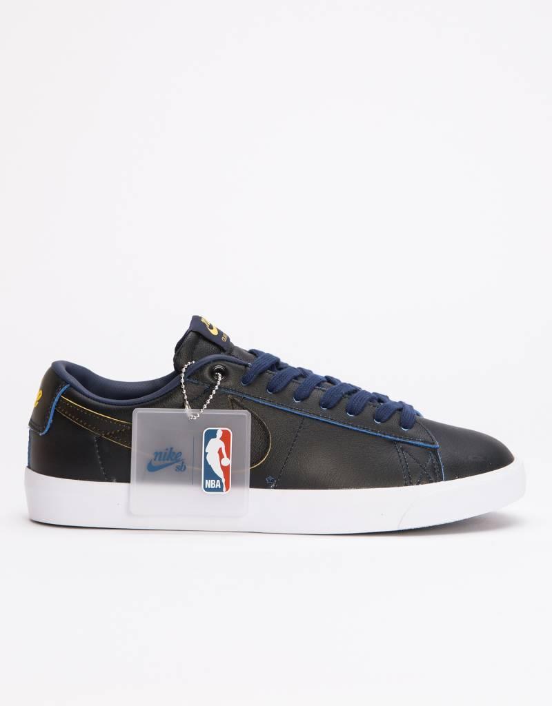 hot sale online 6be41 f509b Nike SB Zoom Blazer Low GT NBA BlackBlack-Amarillo-Coast - Lockwood  Skateshop