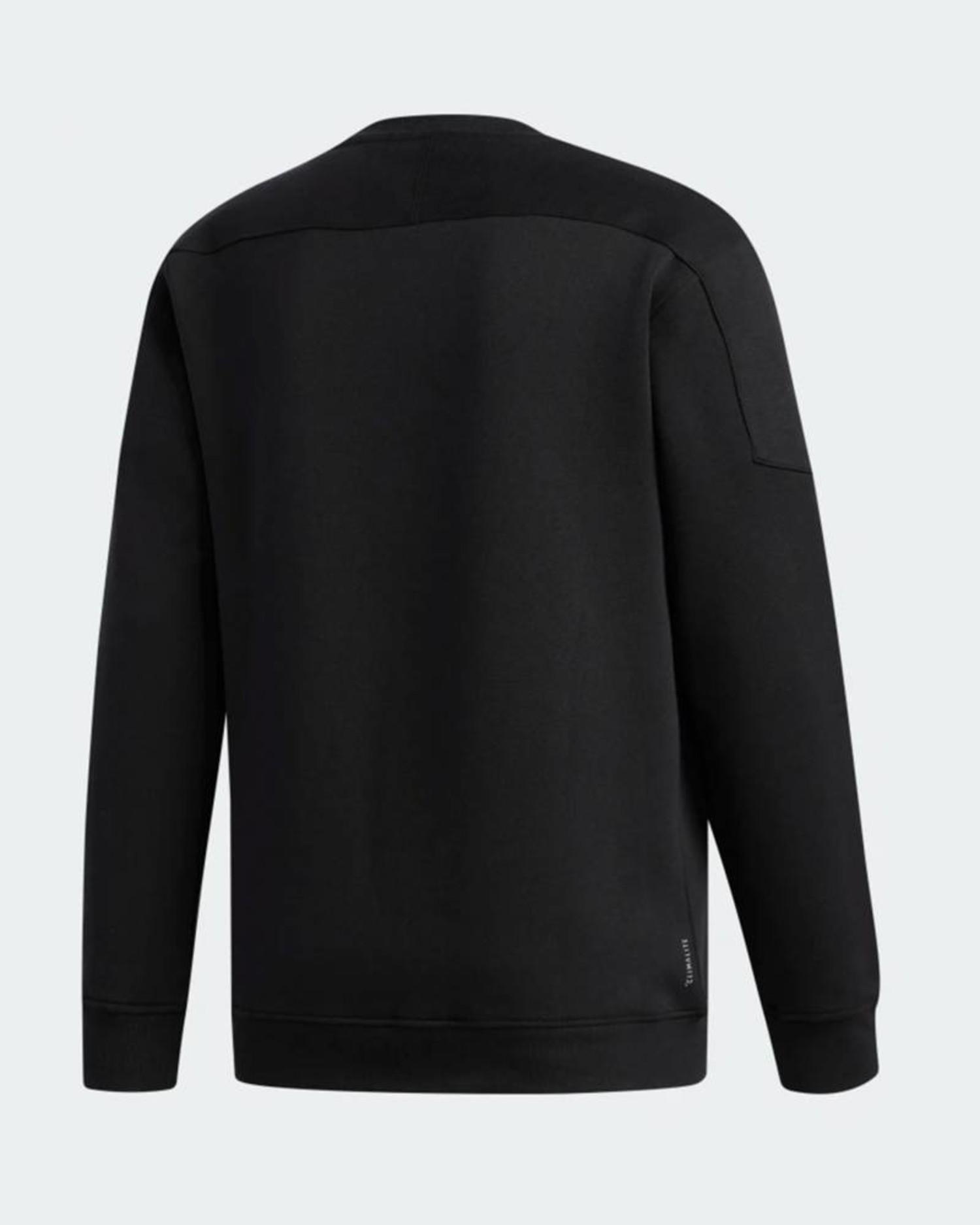 adidas x Evisen Crewneck black/scarle