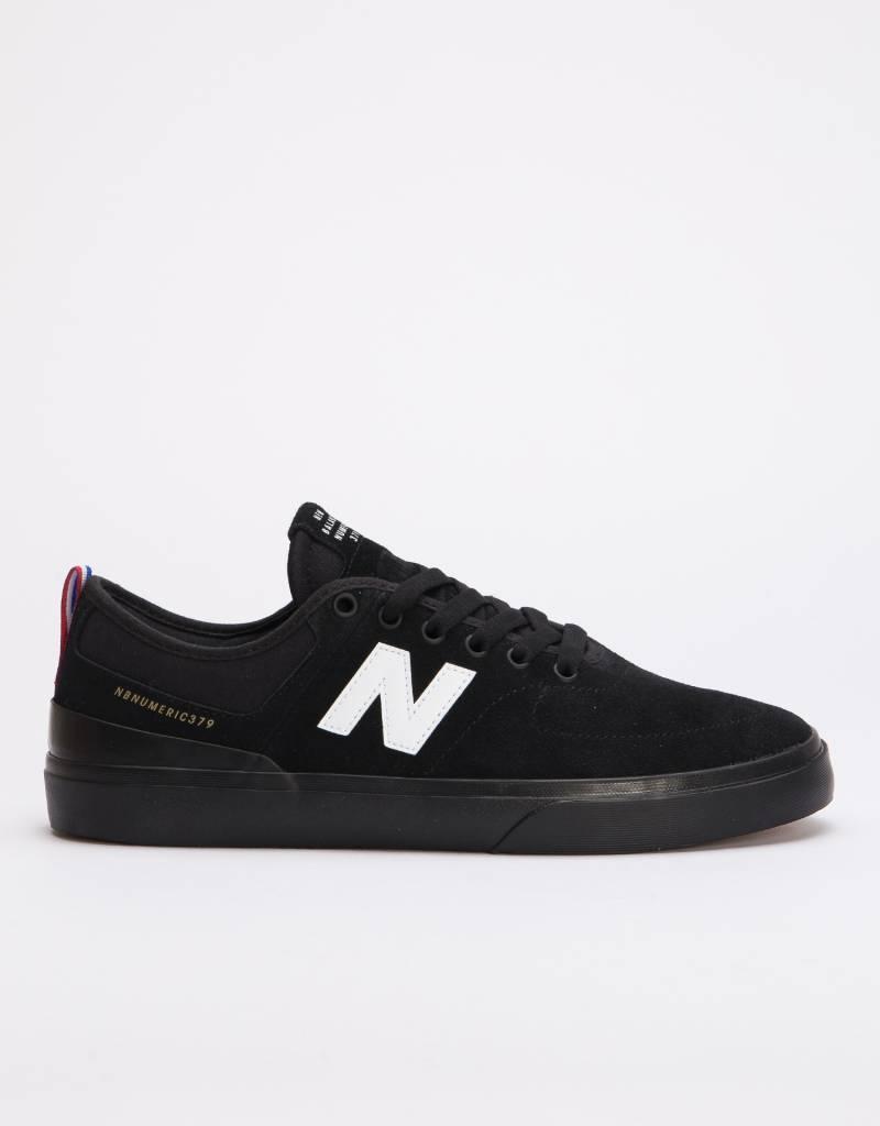 f77fb06bf3a New Balance Numeric NM379GNY Black Black - Lockwood Skateshop