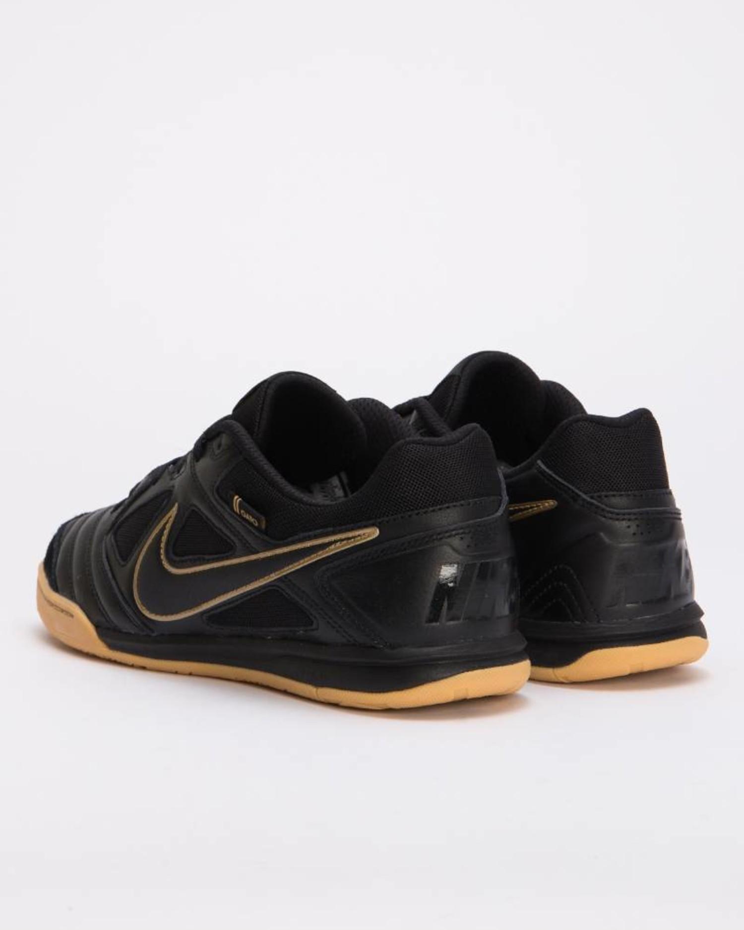 Nike Sb Gato Black/black-metallic gold-gum yellow