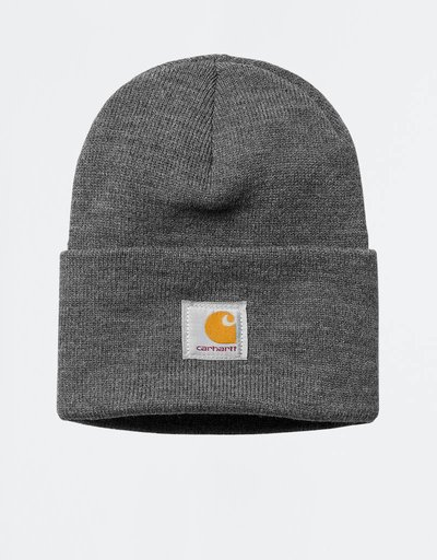 "Carhartt ""Watch"" Beanie Dark Grey Heather"