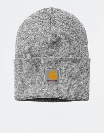 Carhartt Watch Beanie Acrylic Grey Heather