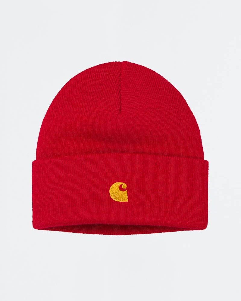 Carhartt Carhartt Chase Beanie Cardinal