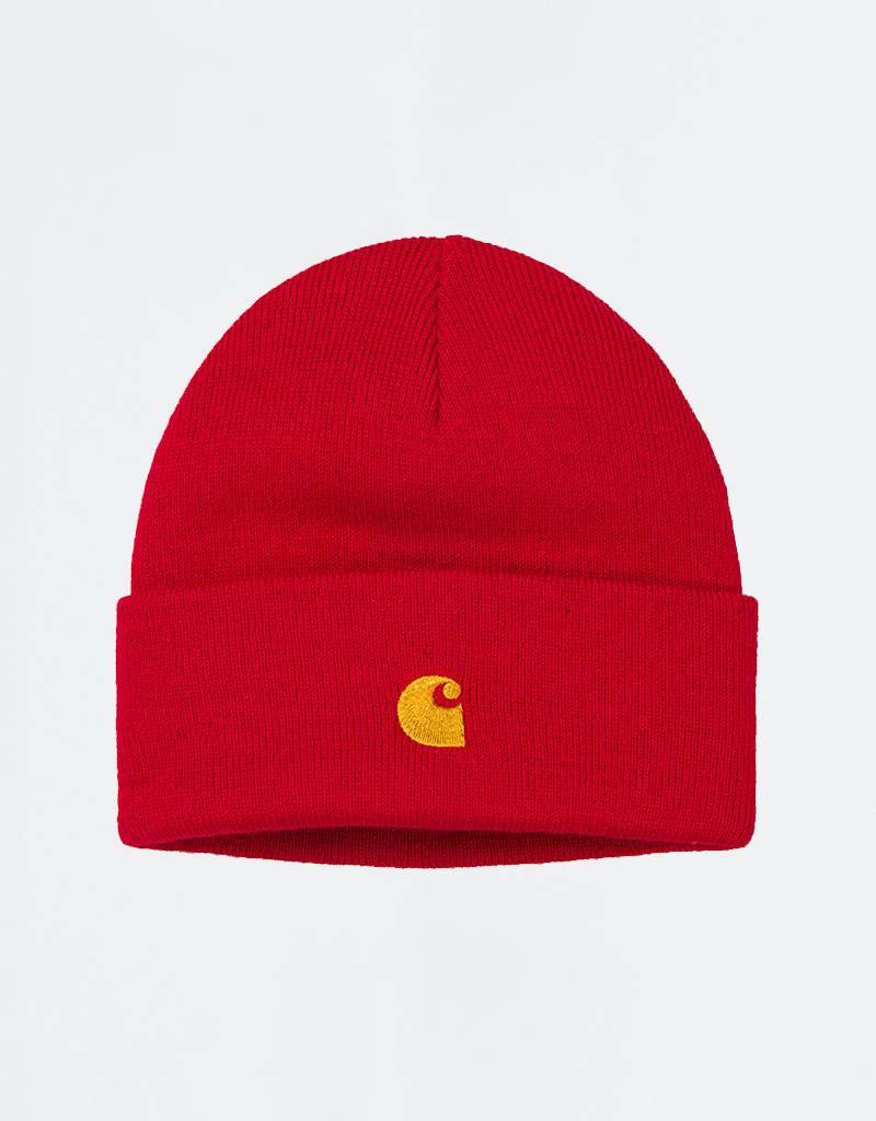Carhartt Chase Beanie Cardinal