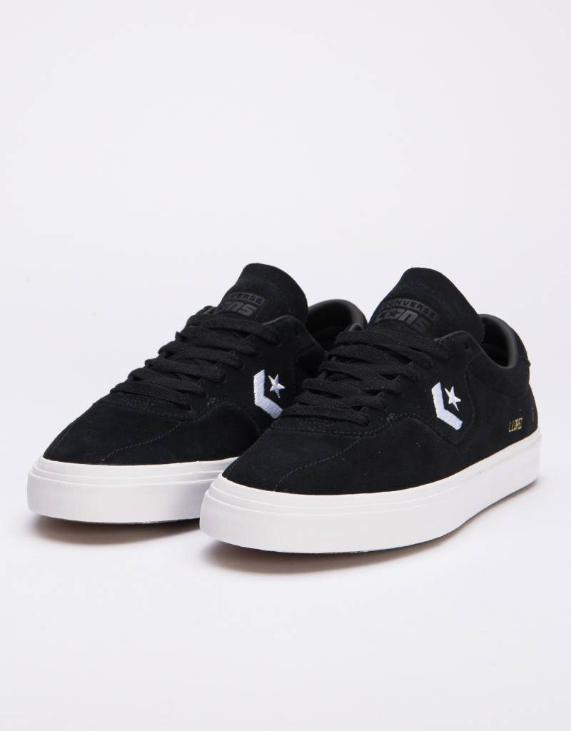9b9de3ebbe46 Converse Louie Lopez Pro Ox Black White - Lockwood Skateshop