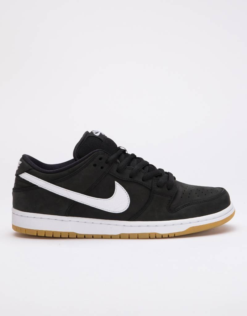 53597db7370 Nike SB Dunk Low Pro Iso Black White-Black - Lockwood Skateshop
