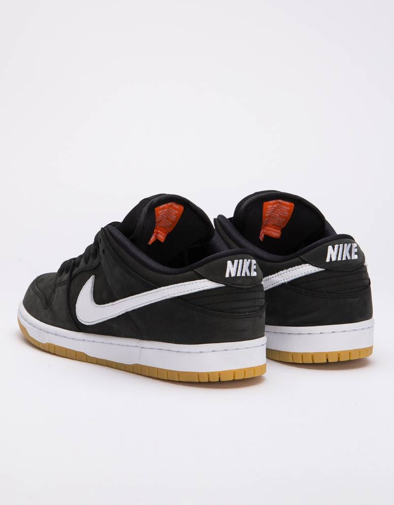 Nike SB Orange Label Dunk Low Pro Iso/White-Black