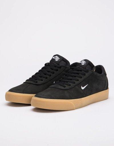 46b93eb594002 Nike SB Orange Label Bruin Iso Black