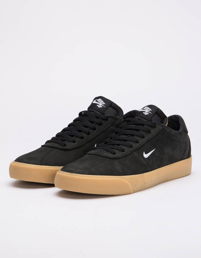 release date: dfefd 11f4c Nike SB Zoom Bruin Iso Black White-Safety Orange - Lockwood Skateshop
