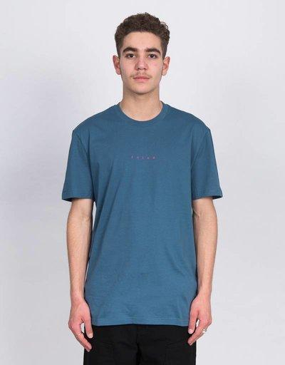 Futur Logo T-shirt Blue