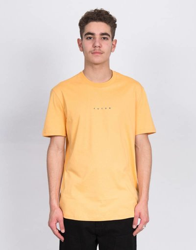 Futur Logo T-shirt Yellow