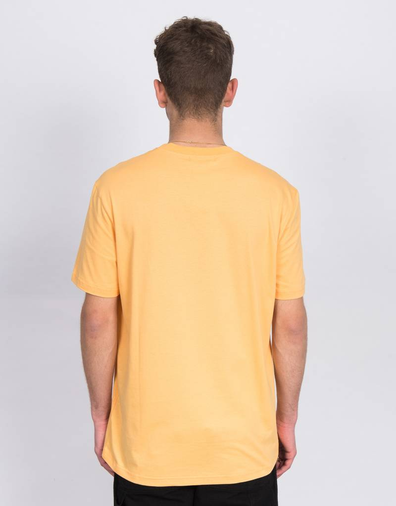 Futur Logo T-shirt Yellow
