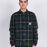 Carhartt Raynor Shirt Jac Check Cedar