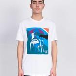 Parra The Monaco T-Shirt White