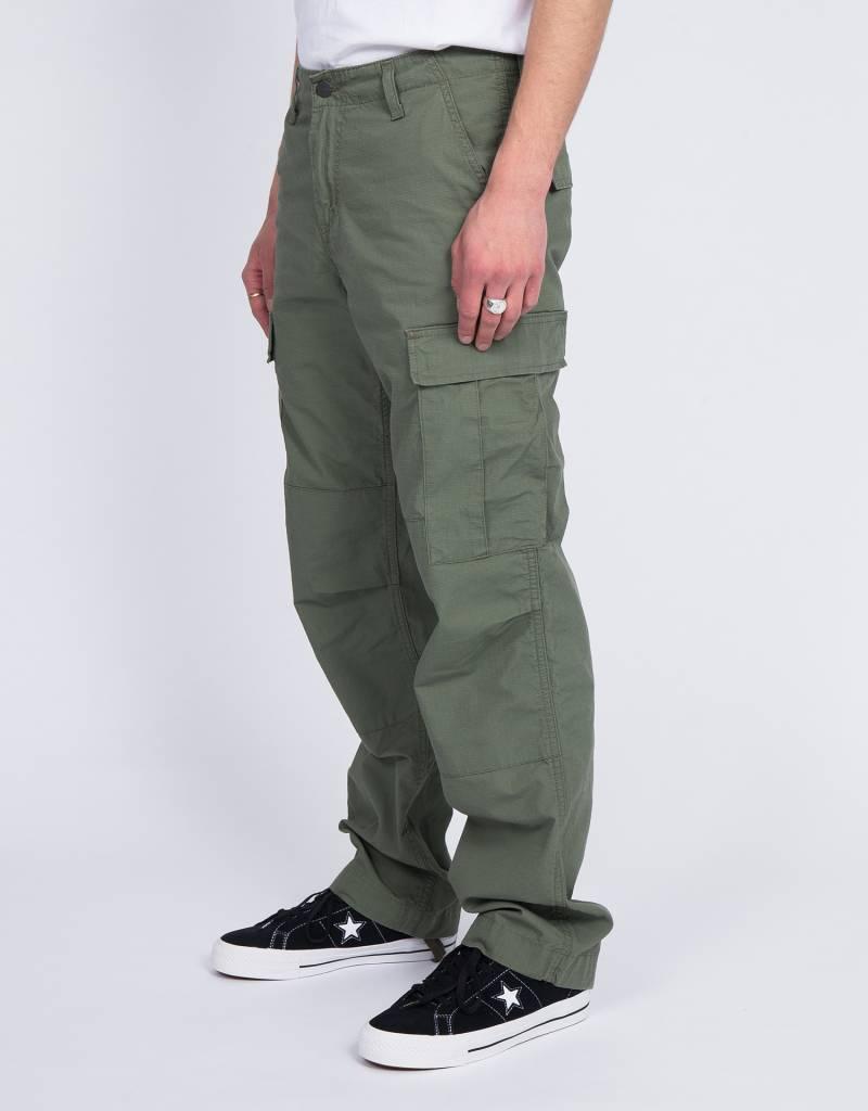 f117dafa8eb Carhartt Regular Cargo Pants Dollar Green Rinsed - Lockwood Skateshop