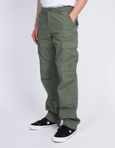 Carhartt Regular Cargo Pants Dollar Green Rinsed