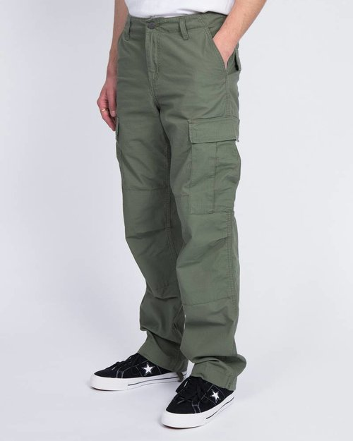 Carhartt Carhartt Regular Cargo Pants Dollar Green Rinsed