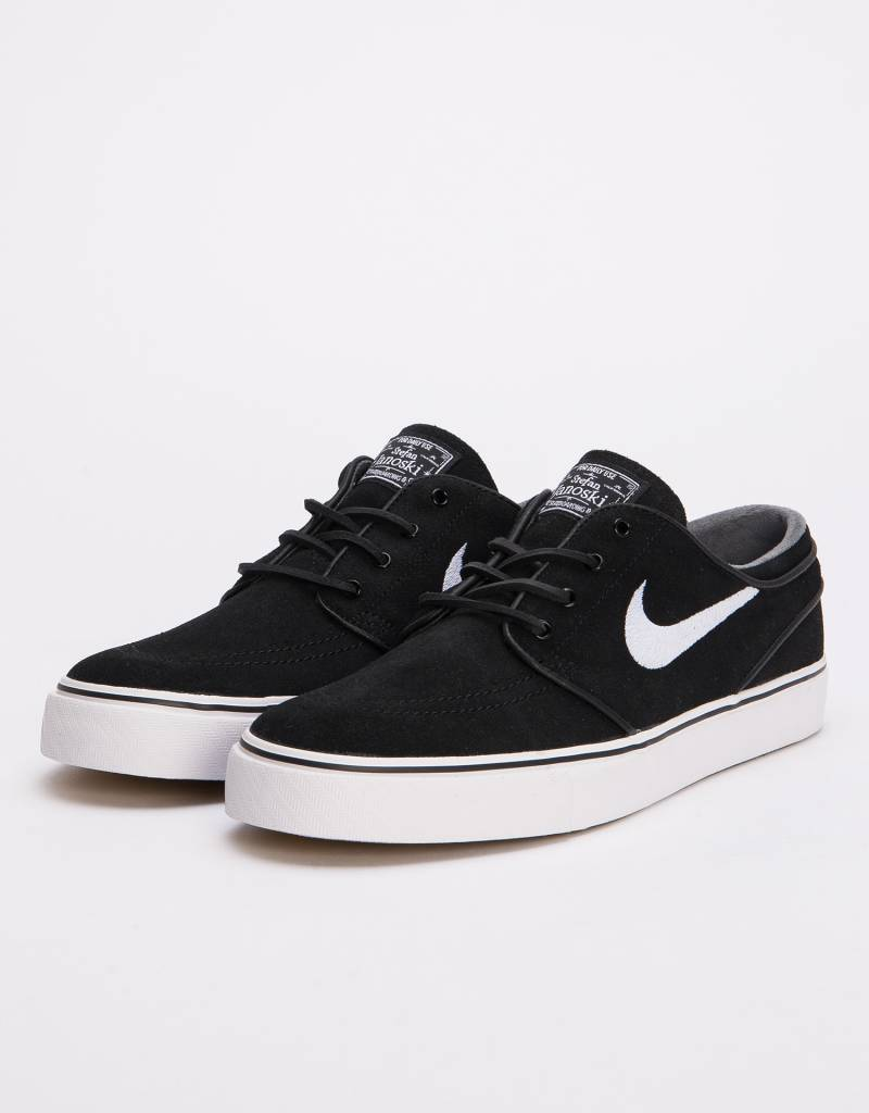 best website 6f90c bdeae Nike Stefan Janoski OG Black White - Lockwood Skateshop