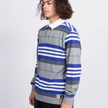 Adidas clelandpolo         corhtr/actblu/actgrn