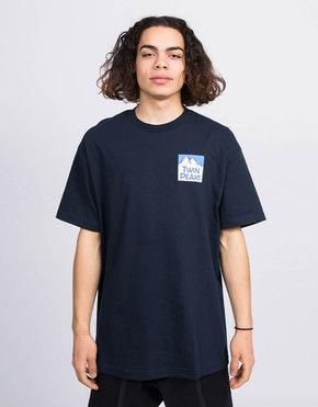 GX1000 GX1000 Twin Peaks T-Shirt Navy