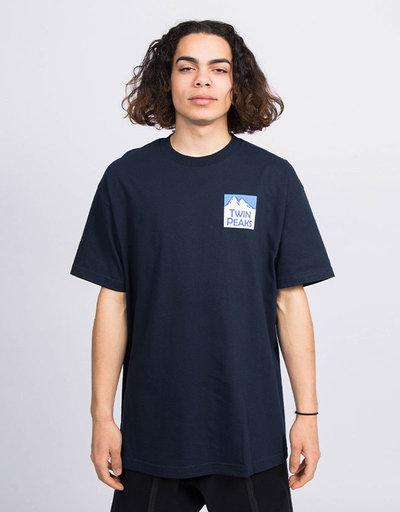 GX1000 Twin Peaks T-Shirt Navy