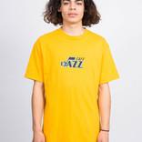 Skateboard Cafe Jazz T-Shirt Gold