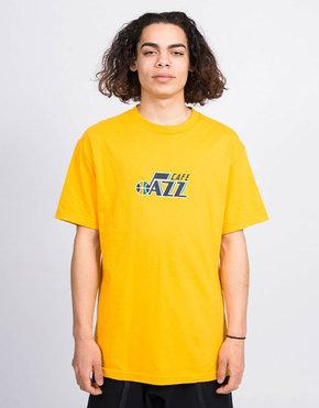 Skateboard Cafe Skateboard Cafe Jazz T-Shirt Gold