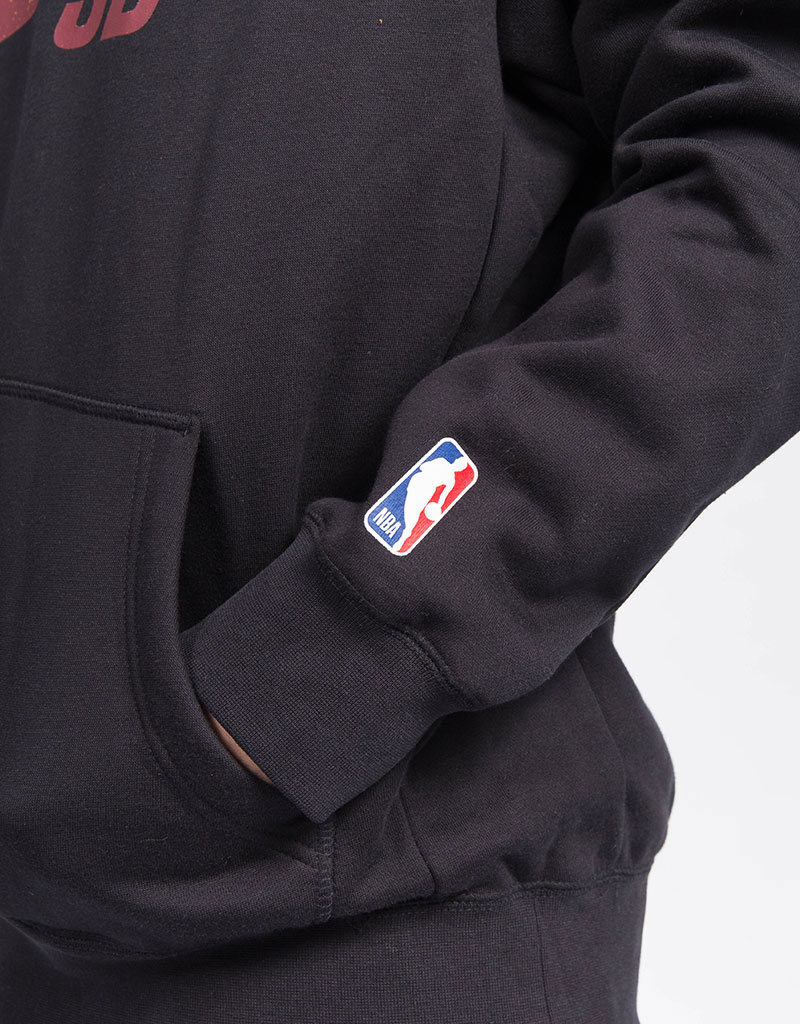 Nike SB Icon Hood Black/Team Red