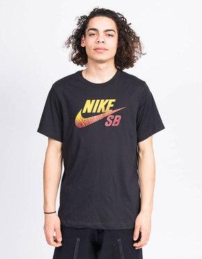 Nike SB Nike SB Dri-Fit Tee Black/Team Red/University Gold