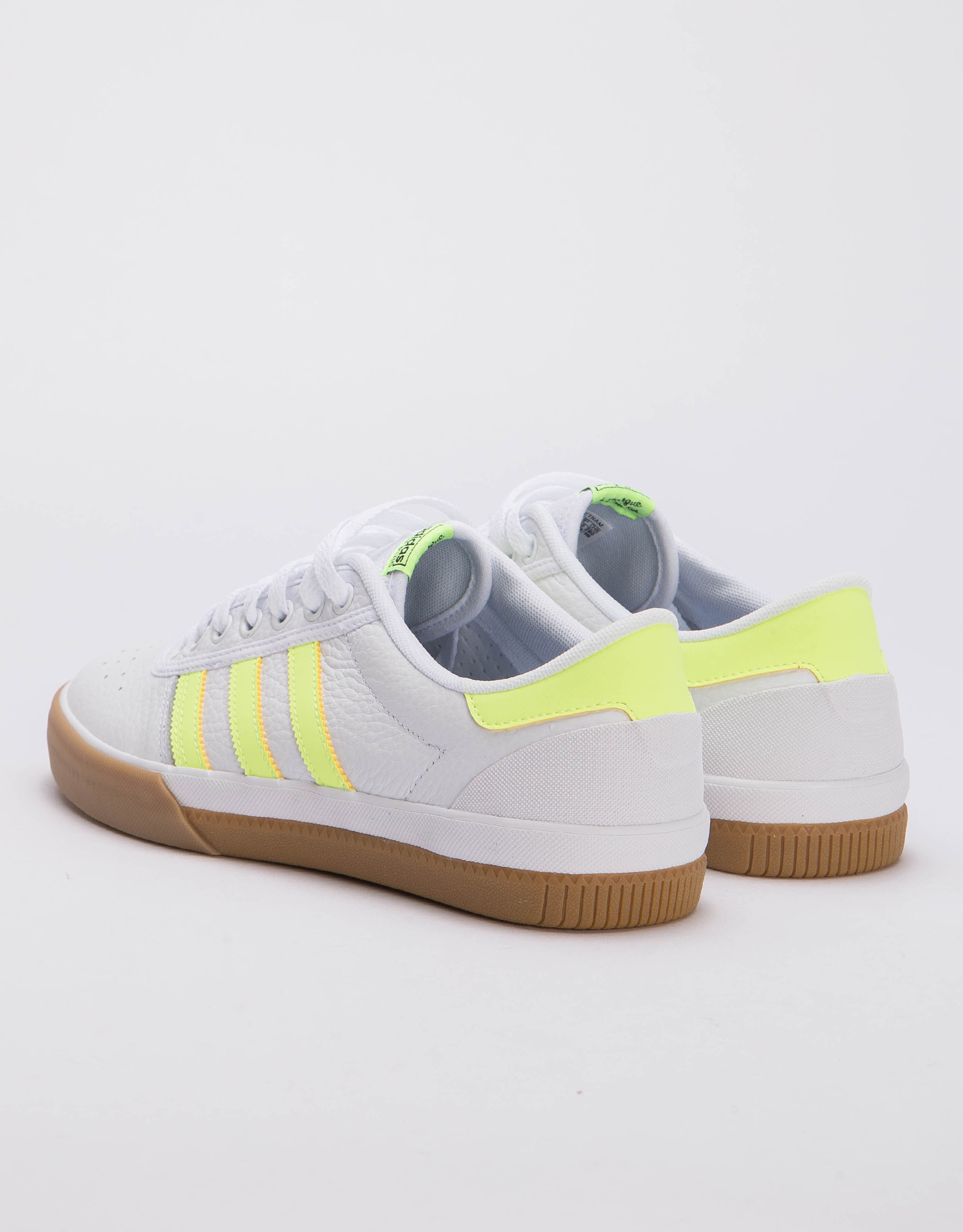 Adidas Lucas Premiere White/Hireye/Gum