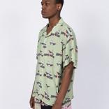 Fucking Awesome Bird Bag Club Shirt Green