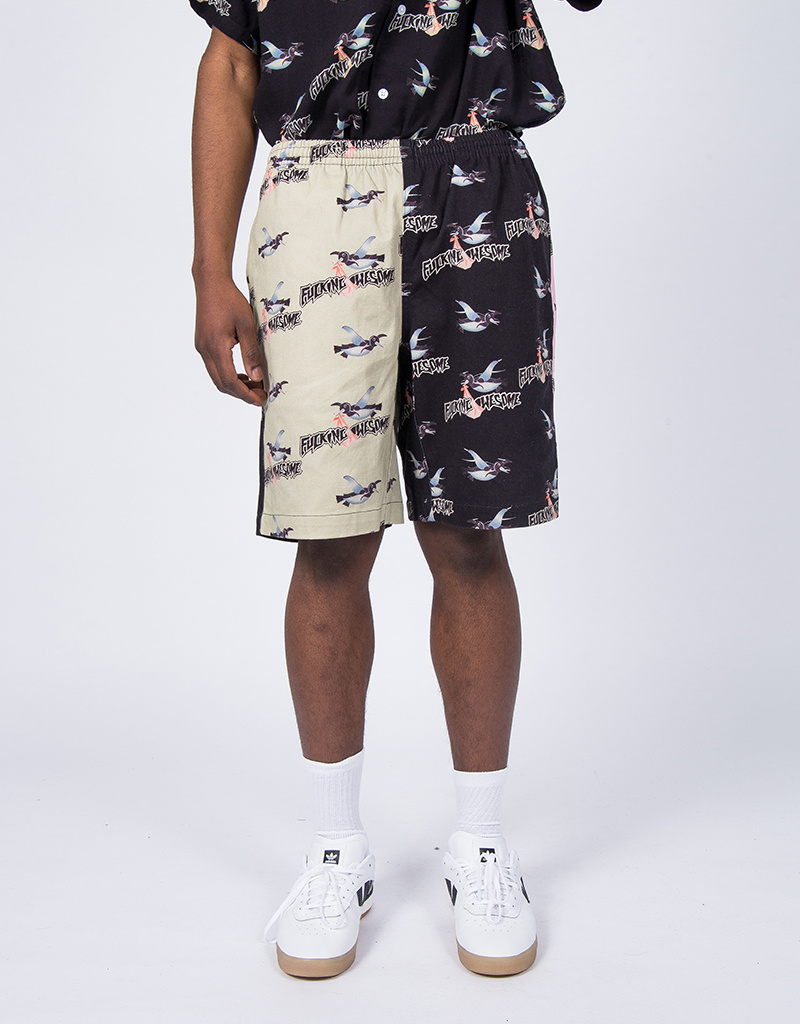 Fucking Awesome Bird Bag Short Assorted