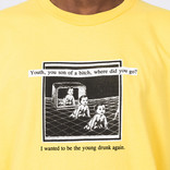 Fucking Awesome Young Drunks T-Shirt Daisy