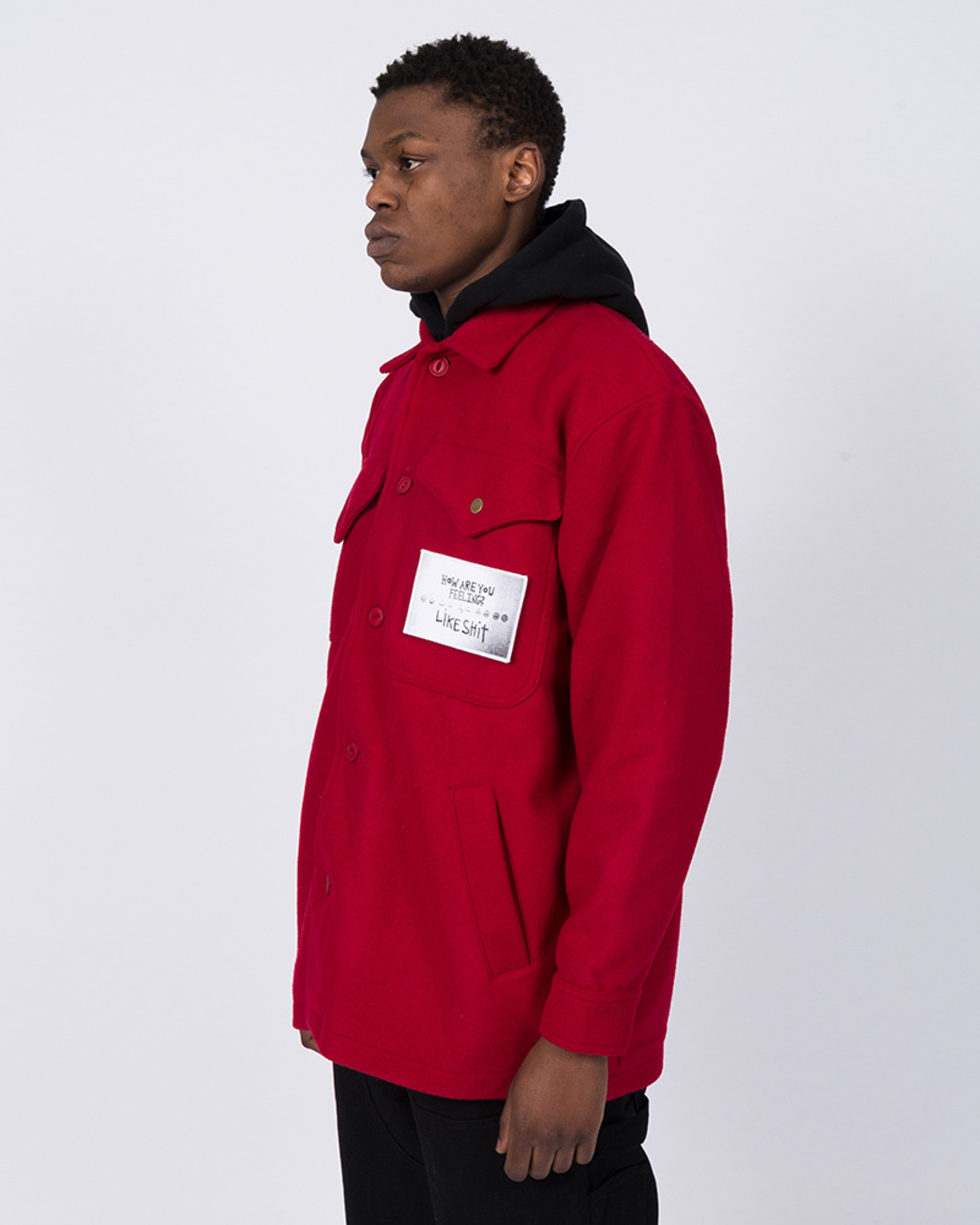 Fucking Awesome Thieves Jacket Red