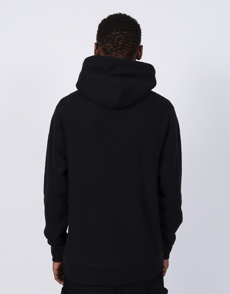 Fucking Awesome Locals Hoodie Black