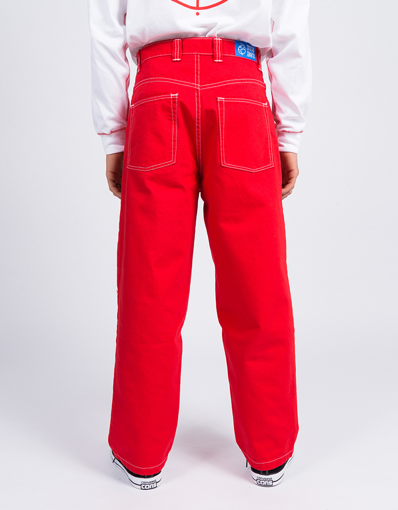 Polar Big Boy Jeans Red