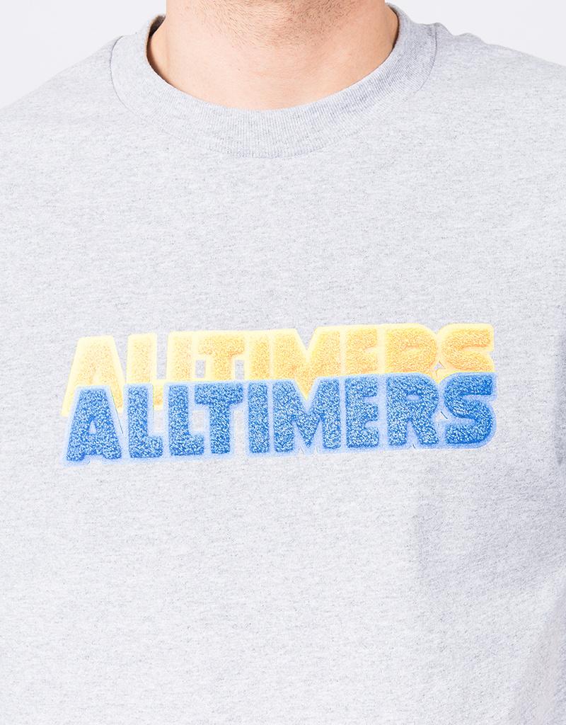 Alltimers Muppet T-Shirt Heather Grey
