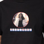 Alltimers Angela T-Shirt Black