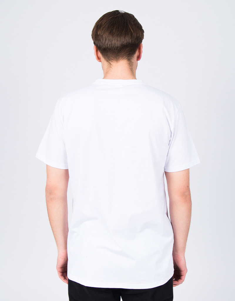 Post Details Kitsch One T-Shirt White
