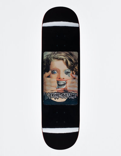 Fucking Awesome Dill Brace Face Hologram Deck 8,5""
