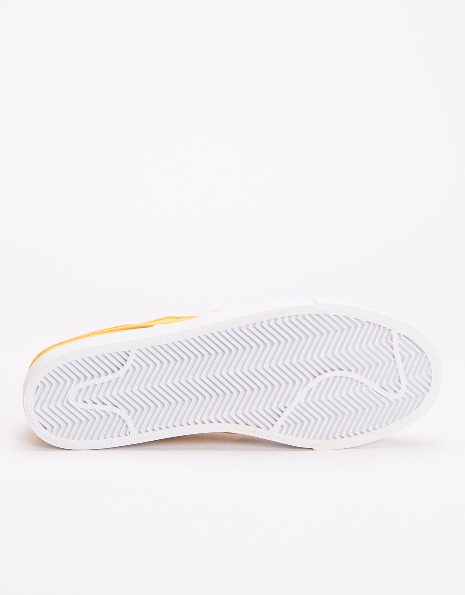 Nike Sb Zoom Stefan Janoski Slip Yellow Ochre/Yellow Ochre-White
