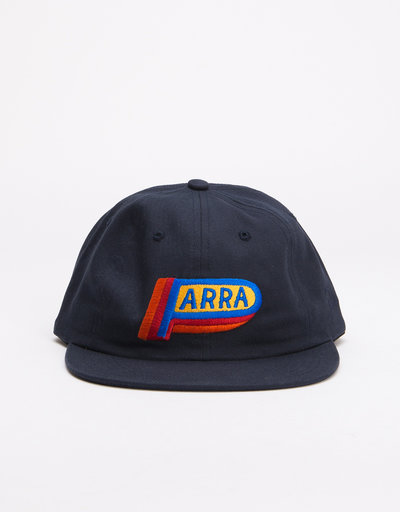 Parra Garage Oil Cap Navy Blue