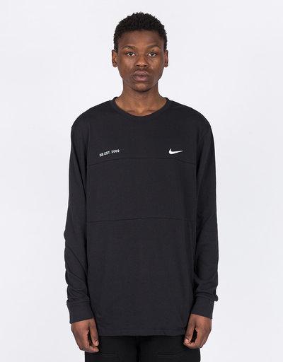Nike SB Crew Black/White