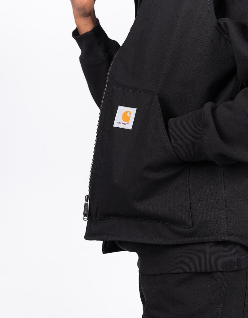 Carhartt Vest Cotton Black